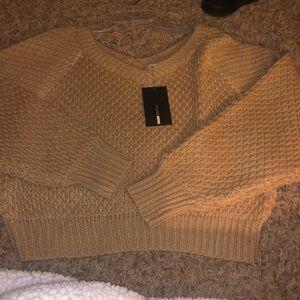 Mocha Sweater
